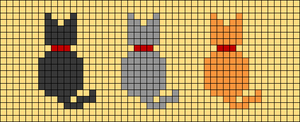 Alpha pattern #34312