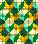 Alpha pattern #34315