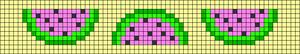 Alpha pattern #34319