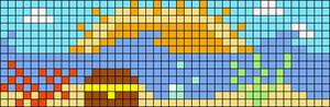 Alpha pattern #34334