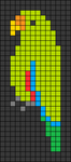 Alpha pattern #34335