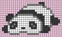 Alpha pattern #34340