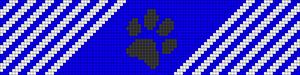 Alpha pattern #34370
