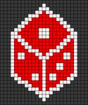 Alpha pattern #34371