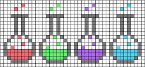 Alpha pattern #34376