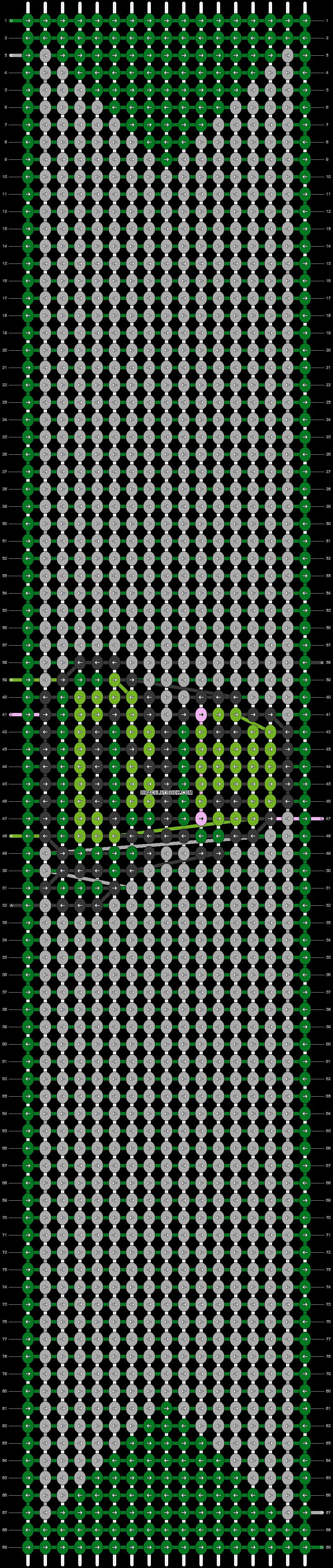 Alpha pattern #34379 pattern