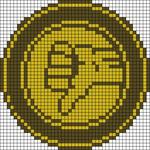 Alpha pattern #34381