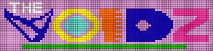 Alpha pattern #34383