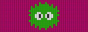Alpha pattern #34386