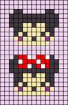 Alpha pattern #34416