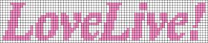 Alpha pattern #34423