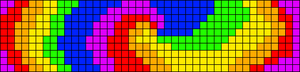 Alpha pattern #34435