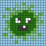 Alpha pattern #34437