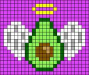Alpha pattern #34445