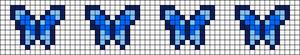 Alpha pattern #34447