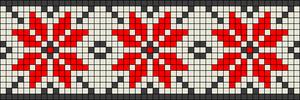 Alpha pattern #34467