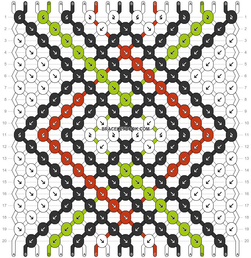 Normal pattern #34492 pattern