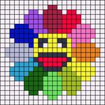 Alpha pattern #34504