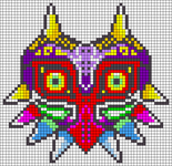 Alpha pattern #34510