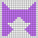 Alpha pattern #34524