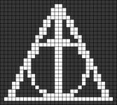 Alpha pattern #34536