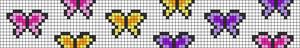 Alpha pattern #34545