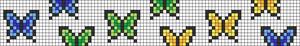Alpha pattern #34546