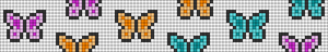 Alpha pattern #34548