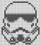 Alpha pattern #34551