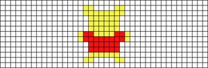 Alpha pattern #34556