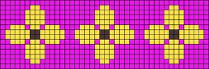 Alpha pattern #34578