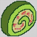 Alpha pattern #34581