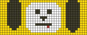 Alpha pattern #34587
