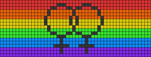 Alpha pattern #34590