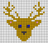 Alpha pattern #34598