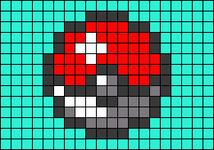 Alpha pattern #34623