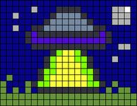 Alpha pattern #34626