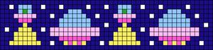 Alpha pattern #34668