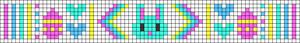 Alpha pattern #34671