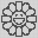 Alpha pattern #34674