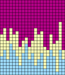 Alpha pattern #34695