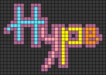 Alpha pattern #34697