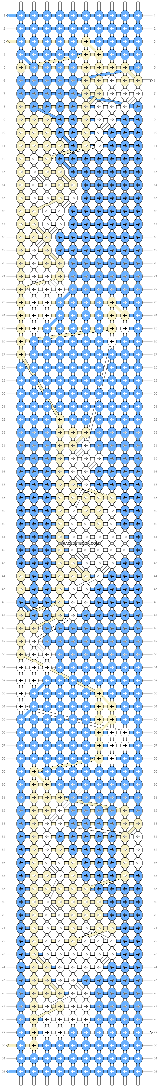 Alpha pattern #34719 pattern