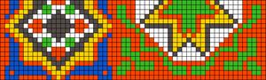Alpha pattern #34723