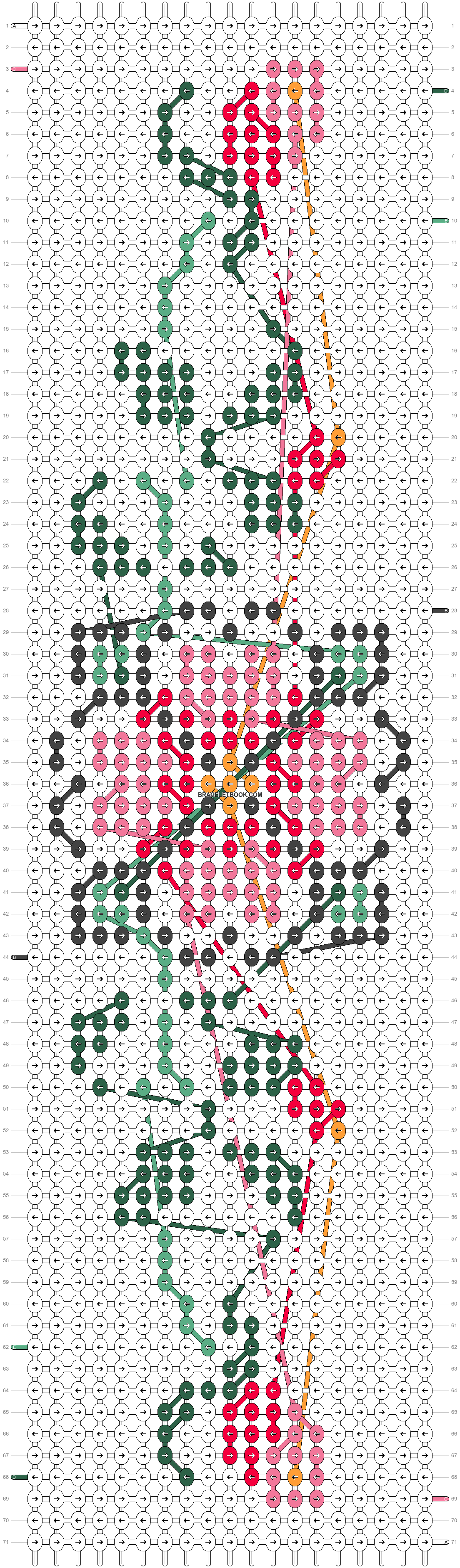 Alpha pattern #34757 pattern
