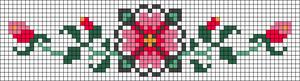 Alpha pattern #34757