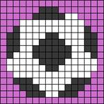 Alpha pattern #34764