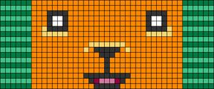 Alpha pattern #34769