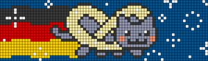 Alpha pattern #34770