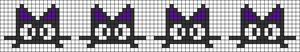 Alpha pattern #34809